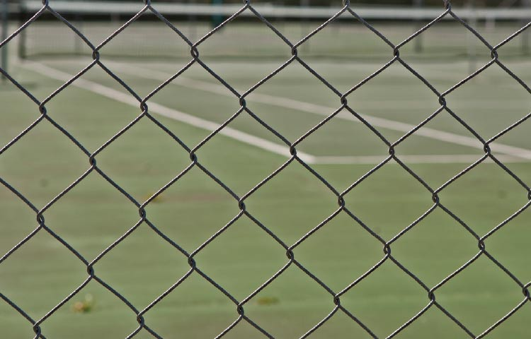 Cyclone Wire Chainlink Fencing